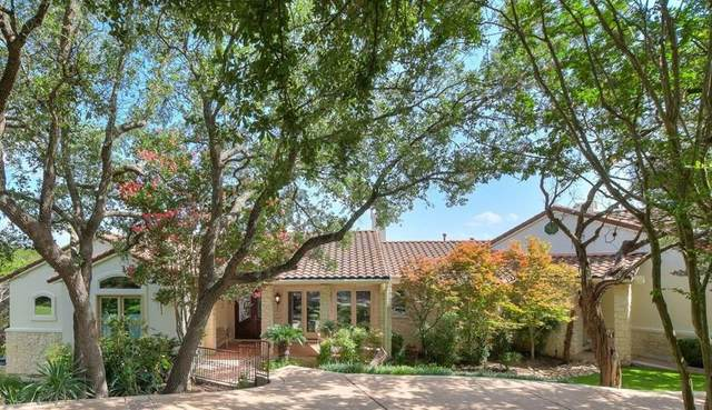 West Lake Hills, TX 78746 :: Lauren McCoy with David Brodsky Properties