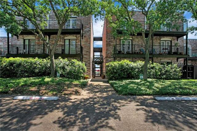 6501 E Hill Dr #114, Austin, TX 78731 (#6496235) :: Watters International
