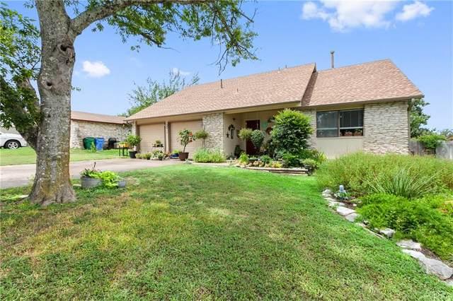 415 Greenway Dr, Pflugerville, TX 78660 (#6497213) :: Papasan Real Estate Team @ Keller Williams Realty
