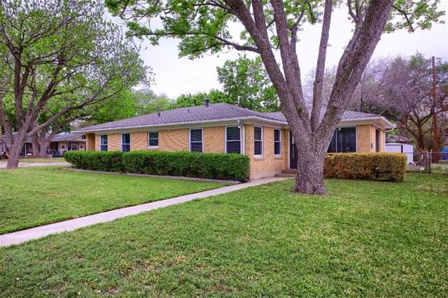 1016 Randall St, Taylor, TX 76574 (#6498640) :: Azuri Group | All City Real Estate