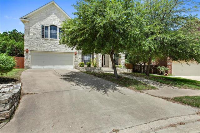 1109 Hollybrook Cv, Cedar Park, TX 78613 (#6499449) :: Austin International Group LLC