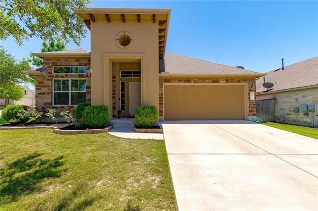 3675 Rosalina Loop, Round Rock, TX 78665 (#6499811) :: Zina & Co. Real Estate