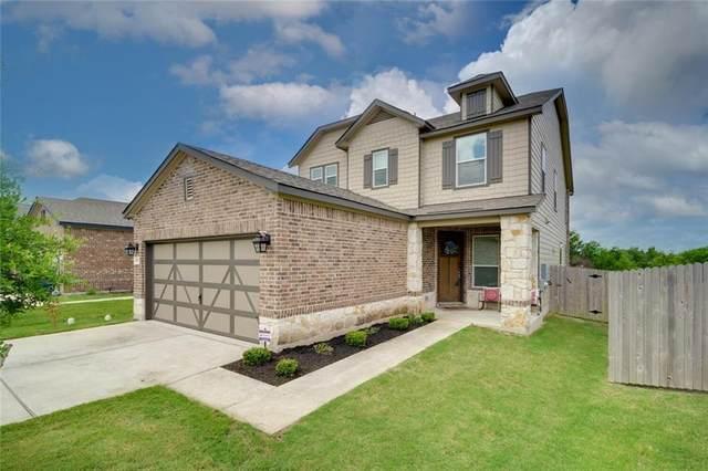 605 Thrasher Glade Dr, Pflugerville, TX 78660 (#6500004) :: Papasan Real Estate Team @ Keller Williams Realty
