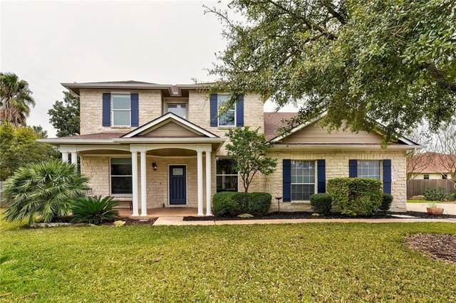 1304 Pigeon View St, Round Rock, TX 78665 (#6500036) :: 10X Agent Real Estate Team