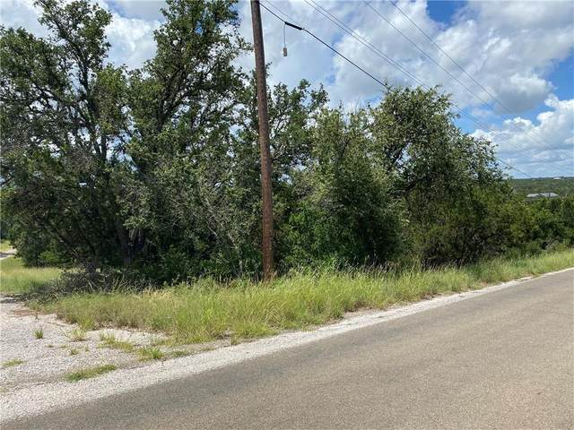 Lot K4008 Mountain Dew Rd, Horseshoe Bay, TX 78657 (#6501515) :: The Perry Henderson Group at Berkshire Hathaway Texas Realty