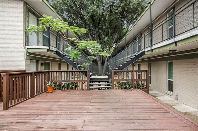 2021 Bluebonnet Lane  206 #206, Austin, TX 78704 (#6509143) :: The Perry Henderson Group at Berkshire Hathaway Texas Realty