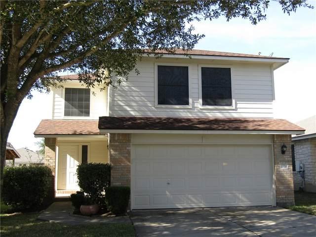 14320 Lemongrass Ln, Pflugerville, TX 78660 (#6514467) :: RE/MAX Capital City