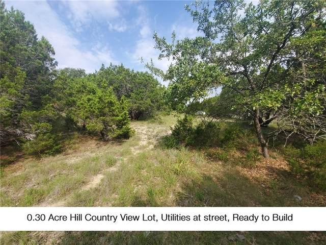 21103 Blackfoot Cv, Lago Vista, TX 78645 (#6514986) :: The Perry Henderson Group at Berkshire Hathaway Texas Realty