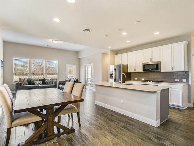 1050 Kenney Fort Xing #14, Round Rock, TX 78665 (#6515602) :: The Summers Group