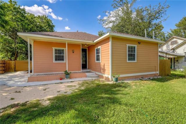 705 E Lamb, Granger, TX 76530 (#6517556) :: Carter Fine Homes - Keller Williams NWMC