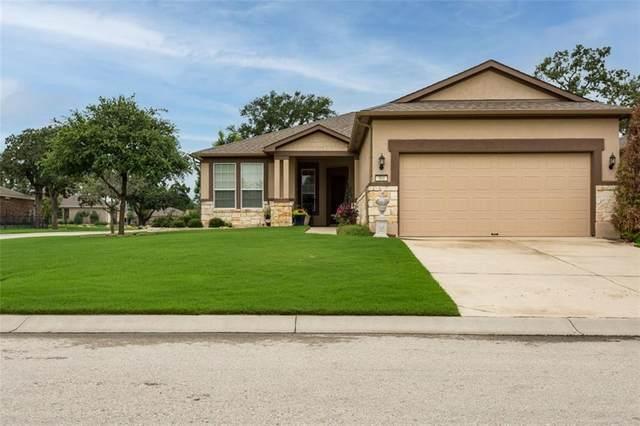 301 Coffee Mill Creek Rd, Georgetown, TX 78633 (#6520232) :: Papasan Real Estate Team @ Keller Williams Realty