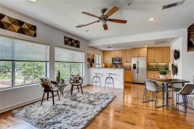 503 Swanee Dr #9, Austin, TX 78752 (#6520612) :: Papasan Real Estate Team @ Keller Williams Realty