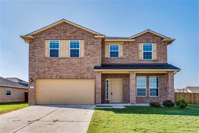 101 Sabine River Dr, Hutto, TX 78634 (#6521795) :: Front Real Estate Co.