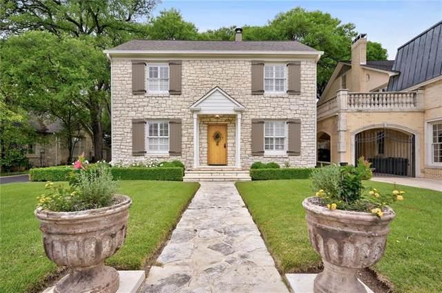 2512 Harris Blvd, Austin, TX 78703 (#6523605) :: Papasan Real Estate Team @ Keller Williams Realty
