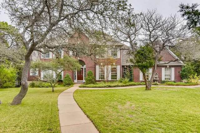 6811 Midwood Pkwy, Austin, TX 78736 (#6524497) :: The Perry Henderson Group at Berkshire Hathaway Texas Realty