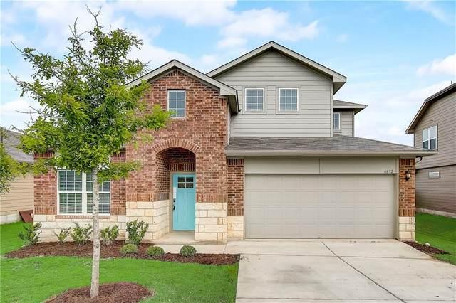 6632 San Isidro Dr, Austin, TX 78744 (#6524932) :: Papasan Real Estate Team @ Keller Williams Realty