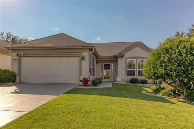 403 Deer Meadow Cir, Georgetown, TX 78633 (#6525077) :: Papasan Real Estate Team @ Keller Williams Realty