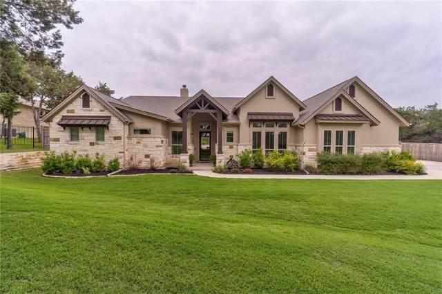 540 Goodnight Trl, Dripping Springs, TX 78620 (#6527346) :: Ben Kinney Real Estate Team