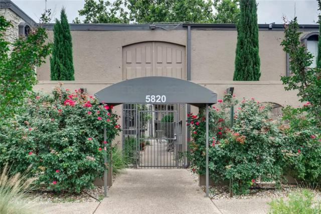 5820 Berkman Dr #120, Austin, TX 78723 (#6527517) :: The Perry Henderson Group at Berkshire Hathaway Texas Realty
