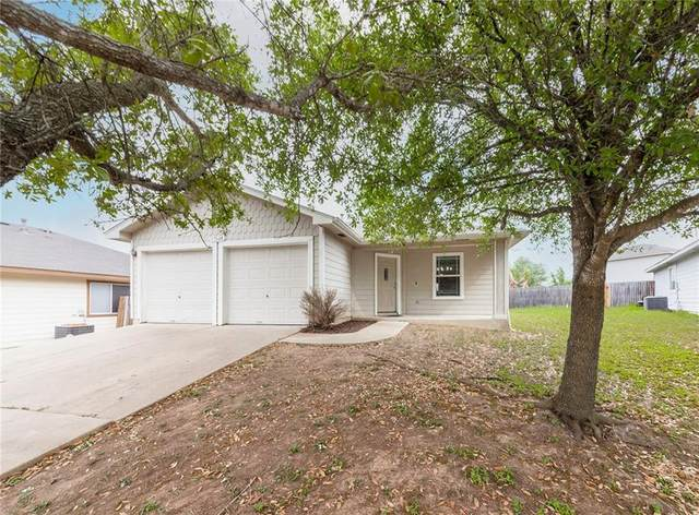 17608 Milkweed Cv, Elgin, TX 78621 (#6528585) :: Papasan Real Estate Team @ Keller Williams Realty