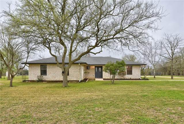 1448 Seminole Trl, Dale, TX 78616 (#6528883) :: The Perry Henderson Group at Berkshire Hathaway Texas Realty