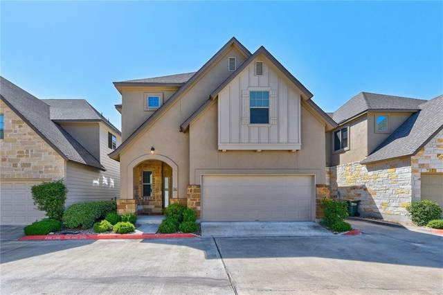 13001 Hymeadow Dr #26, Austin, TX 78729 (#6529782) :: Papasan Real Estate Team @ Keller Williams Realty
