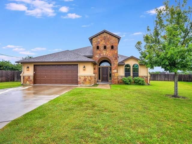 103 N Buffalo Pass, Georgetown, TX 78633 (#6530415) :: Papasan Real Estate Team @ Keller Williams Realty