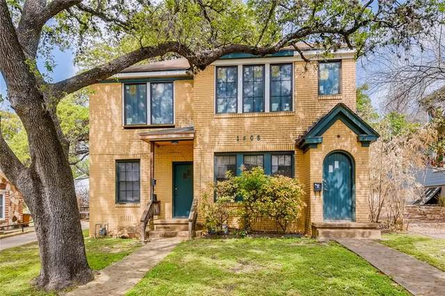 1508 Travis Heights Blvd, Austin, TX 78704 (#6530549) :: Azuri Group | All City Real Estate