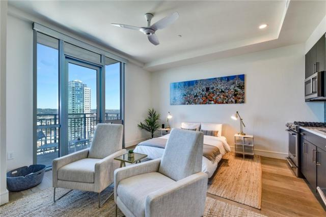 222 West Ave #2808, Austin, TX 78701 (#6532864) :: Ana Luxury Homes