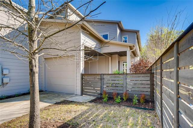 307 Delmar Ave A, Austin, TX 78752 (#6533725) :: Papasan Real Estate Team @ Keller Williams Realty