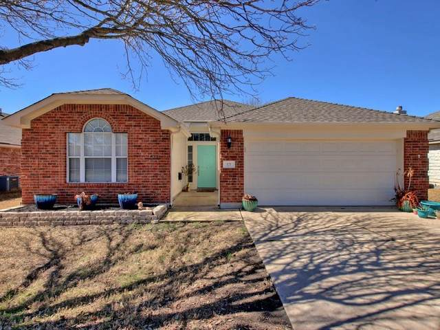 121 Lone Star Blvd, Hutto, TX 78634 (#6534019) :: RE/MAX IDEAL REALTY