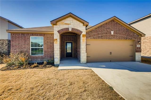 13712 Charles W Fairbanks Cv, Manor, TX 78653 (#6534112) :: Papasan Real Estate Team @ Keller Williams Realty
