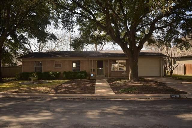 4706 Placid Pl, Austin, TX 78731 (#6539730) :: 10X Agent Real Estate Team