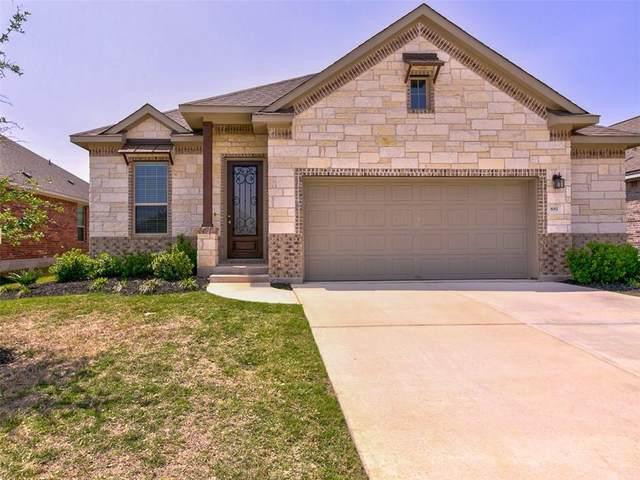 881 Centerra Hills Cir, Round Rock, TX 78665 (#6540927) :: Watters International
