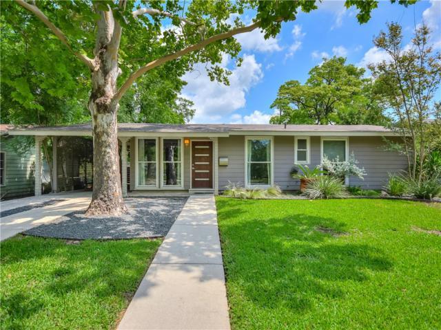 110 W Skyview Rd, Austin, TX 78752 (#6542456) :: Ben Kinney Real Estate Team
