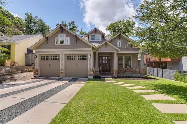 1703 W 29th St, Austin, TX 78703 (#6543035) :: Papasan Real Estate Team @ Keller Williams Realty