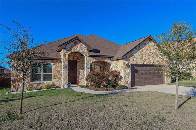 125 Katie Hill Path, Jarrell, TX 76537 (#6543599) :: Service First Real Estate