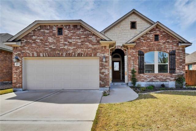 601 Cerezo Dr, Leander, TX 78641 (#6544054) :: Zina & Co. Real Estate