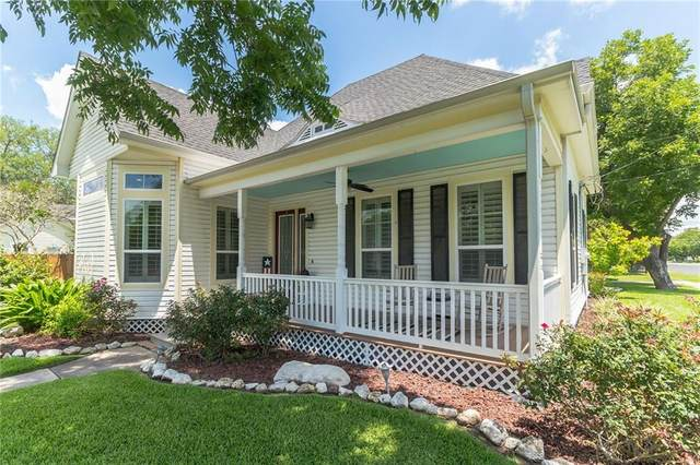 201 Anderson St, Schulenburg, TX 78956 (#6545208) :: Ben Kinney Real Estate Team