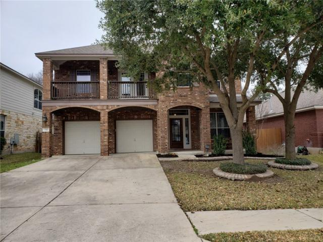 3742 Gentle Winds Ln, Round Rock, TX 78681 (#6545546) :: The Heyl Group at Keller Williams