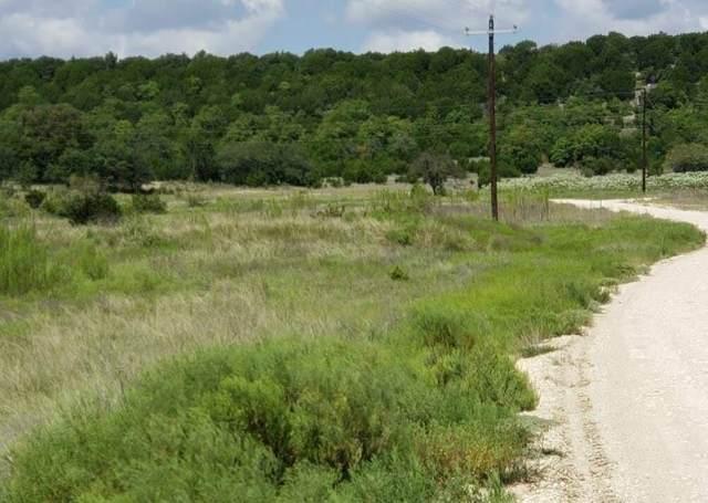 Lot 12 County Road 3900, Evant, TX 76550 (#6547376) :: Zina & Co. Real Estate