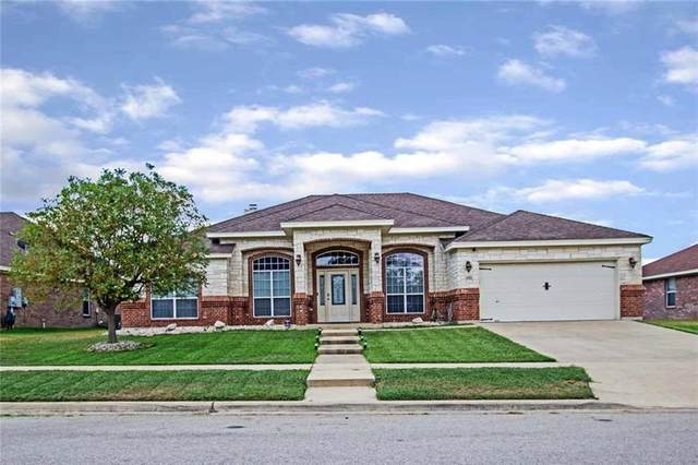 4811 Sapphire Dr, Killeen, TX 76542 (#6549047) :: The Perry Henderson Group at Berkshire Hathaway Texas Realty
