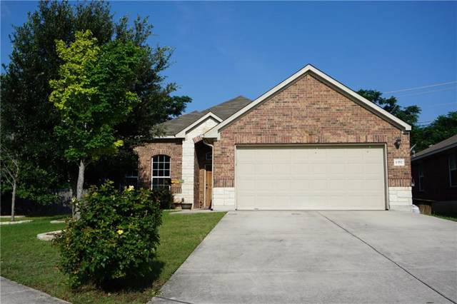 1357 Rainbow Parke Dr, Round Rock, TX 78665 (#6549606) :: The Gregory Group