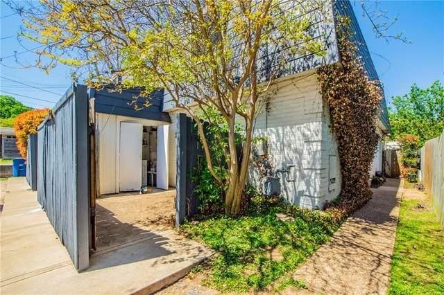2808 Skyway Cir, Austin, TX 78704 (#6550645) :: Green City Realty