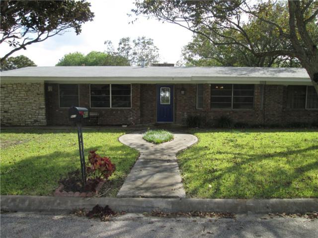 903 Wofford Dr, Burnet, TX 78611 (#6551188) :: The ZinaSells Group