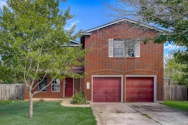107 Grant Cv, Hutto, TX 78634 (#6551200) :: Papasan Real Estate Team @ Keller Williams Realty