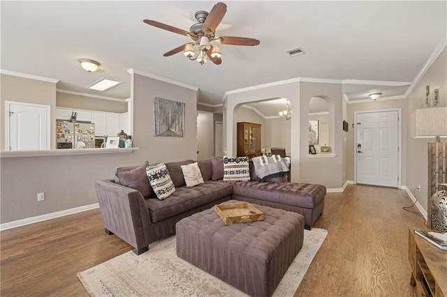 1505 Jackie Robinson Pl, Round Rock, TX 78665 (#6553107) :: Papasan Real Estate Team @ Keller Williams Realty