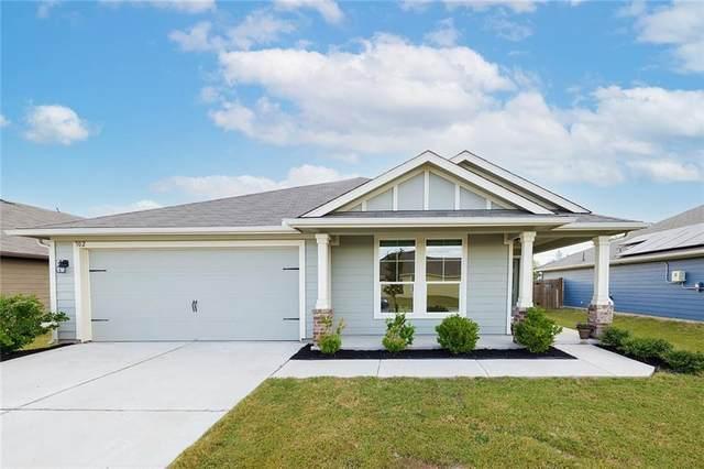 702 Comal Run, Hutto, TX 78634 (#6553767) :: Papasan Real Estate Team @ Keller Williams Realty