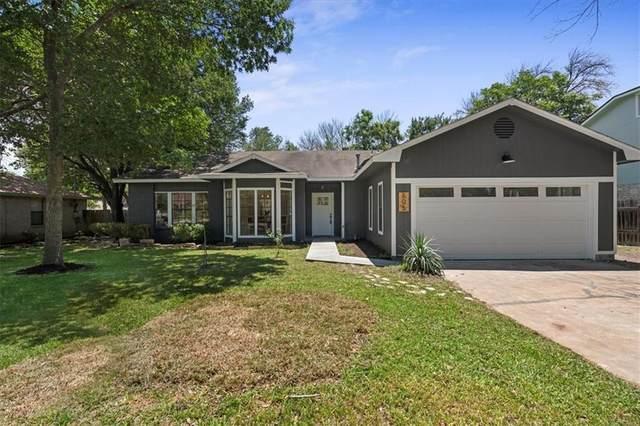 605 Brookhollow Dr, Pflugerville, TX 78660 (#6554553) :: Papasan Real Estate Team @ Keller Williams Realty