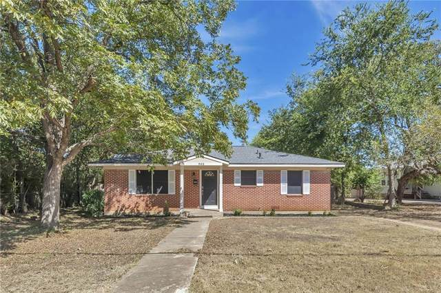 903 S Pine St, Georgetown, TX 78626 (#6556222) :: Tai Earthman | Keller Williams Realty